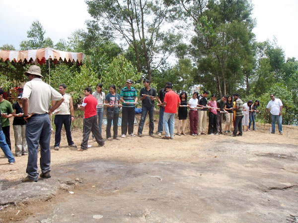 Corporate Outbound Training Games at Munnar camp